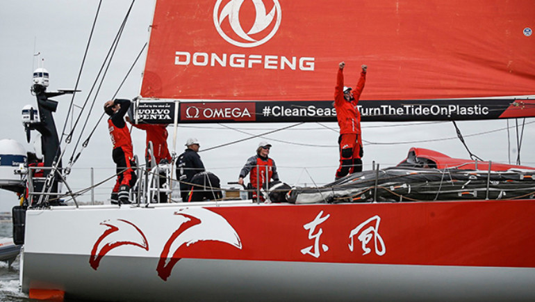 Dongfeng Race Team wins closest ever Volvo Ocean Race