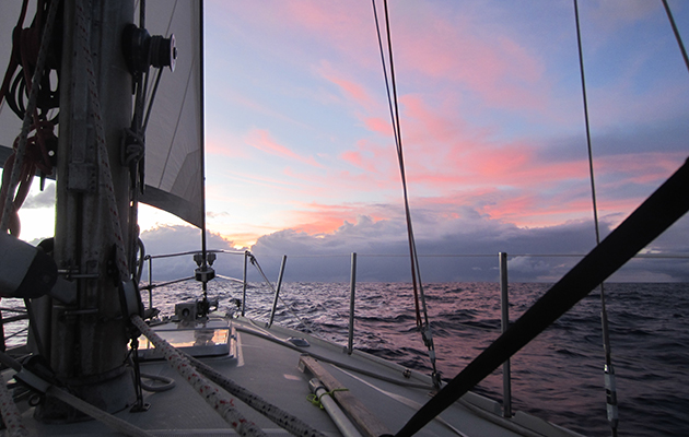 The Dark Transat: how to sail across an ocean after total power failure