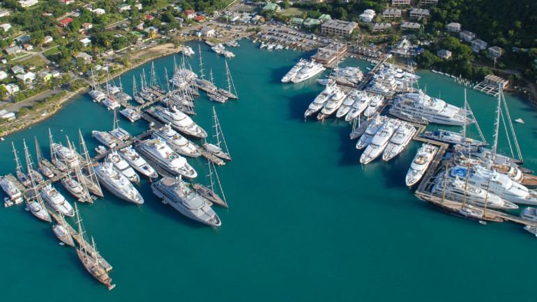 Antigua Yacht Show