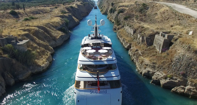 Yacht-St-David---Corinth-Canal-2016---3