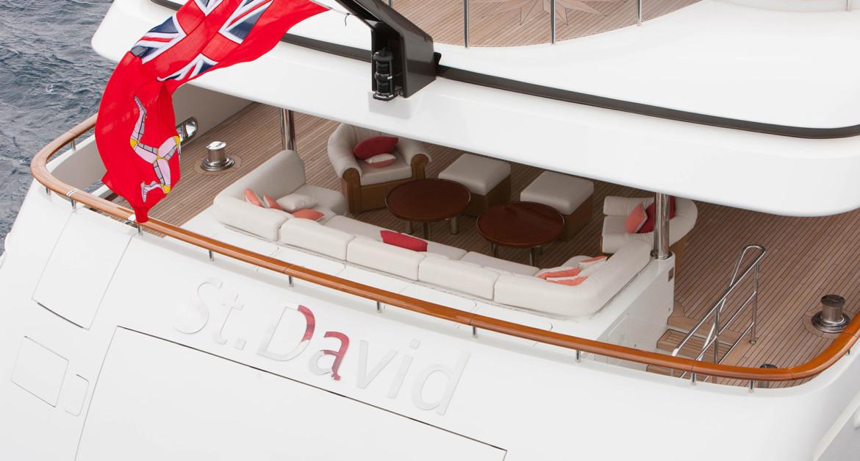 Yacht-St-David---Stern